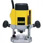 DeWalt DW615 1/4″ Variable Speed Plunge Router 900W 230V