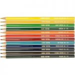 Berol Verithin Pencils Class Pack 2 Gross Assorted