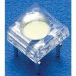TruOpto OSY5M3Z2C1P 7.6mm 3 Chip Superflux Orange LED 4000MCD