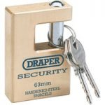 Draper Expert 65708 Key Blank for Draper Padlocks 64160, 64164, 64…