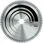Bosch 2608640430 Optiline Wood For Mitre Saws Blade 210 x 30 x 2mm…