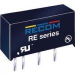 Recom International RE-1205S 1W DC/DC Converter 12V In 5V Out