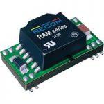 Recom 10015900 RAM-1205S/H DC/DC Converter 12V In 5V Out