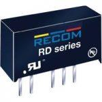 Recom 10000225 RD-1212D DC/DC Converter 12V In 12V/12V Out