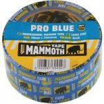 Everbuild 2PRO25 Pro Blue Masking Tape 25mm x 33m