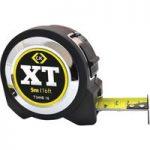 CK Tools T3448 25 XT Tape Measure 7.5m 25ft