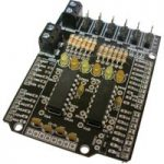 RK Education Shield L293D Servo Shield Compatible PCB Only