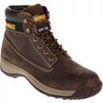DeWalt Apprentice Hiker Boots Brown Nubuck UK 11 Euro 46
