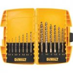 DeWalt DT7920B-QZ Small Tough Case Metal Drill Set 13 Piece