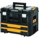 DeWalt TSTAK Tool Box Combo Set II + IV