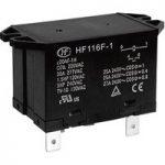 Hongfa HF116F-1/240AA-2HTW PCB Mount Relay 240V AC DPST