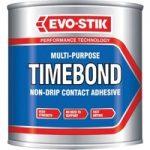Evo-Stik 628090 Time Bond Contact Adhesive – 500ml