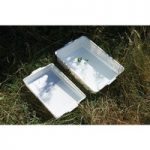 Rapid Small Pond Tray – White 342 x 251 x 51mm