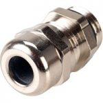 Hylec 50.620 M-L M20 Brass Dome Cable Gland