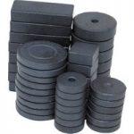 Shaw Magnets 300-Piece Super Ceramic Magnet Pack