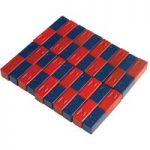 Shaw Magnets Ferrite Magnets (Blocks) Pack of 20