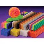 Scola 10103/20/A Colour Clay (Plasticine) 10Kg – 20 Assorted – 18 …