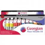 Georgian Watermixable Oil 119900650 Selection Set 10X 37ml Set