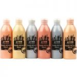 Brian Clegg Metallic Ready Mix Paint 6 Assorted Colours 6 x 300ml