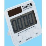 TickiT Dual Power Timer Pack of 5