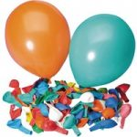 Rapid 7in (175mm) Round Balloons Pack of 100