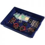 Rapid National Curriculum 555 Timer Project Kit in Tray Pack of 20