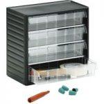 Treston 296-3 Storage Cabinet 4 Drawer