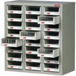Topdrawer 24 Drawer Small Parts Cabinet 640 x 586 x 290mm