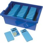 Aurora CK12 Calculators HC106 Class Pack 30 with Gratnell Tray