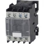 Europa Components TC1-D0910P7 Contactor 9A 4KW NO Auxilliary 230V