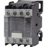 Europa Components TC1-D1210P7 Contactor 12A 5.5KW NO Auxilliary 230V