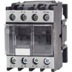 Europa Components TC1-D2510B7 Contactor 25A 11KW NO Auxilliary 24V