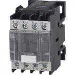 Europa Components TC1-D09004B7 Contactor 9A 4KW 4-pole 24V