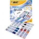 BiC Velleda 1721 White Board Marker Assorted (Pack of 72)