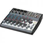 Behringer Xenryx 1202 Premium 12-Input 2-Bus Mixer
