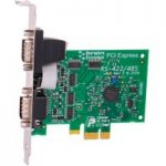 BRAINBOXES PX-313 2 x RS422/485 PCI Express Serial Port Card