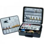 """Bernstein 7100 Electronic Service Case """"COMPACT MOBIL"""" With 63 Tools"""