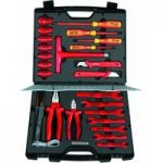 Bernstein 8150 VDE VDE Tool Set With 24 Tools