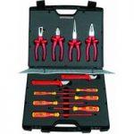 Bernstein 8160 VDE VDE Tool Set With 12 Tools