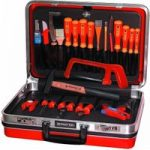 """Bernstein 8200 VDE Service Case """"PROTECTION"""" With 23 Tools"""