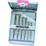 Bernstein 4-370 Watchmaker´s Screwdriver Set In Metal Case – 6 Piece