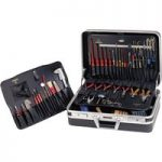 """Bernstein 6400 Service Case """"TECHNIK"""" With 82 Tools"""