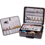 """Bernstein 7000 Electronic Service Case """"COMPACT MOBIL"""" With 63 Tools"""