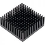 Fischer Elektronik ICK PGA 8X8X12 14.8°C/W PGA CPU Heat Sink 23×23…