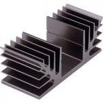 Fischer Elektronik SK 08 50 SA-CB Heat Sink TO3, SOT9, TO44, TO220…