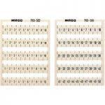 WAGO 793-5573 WMB Multiple Marking System Horizontal 91 … 100 1…