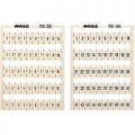 WAGO 793-5602 WMB Multiple marking systemVertical marking 1 … 10…