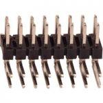 BKL 10120179 2 x 36 Pin Header 2,54mm Pitch 3A Gold Plated
