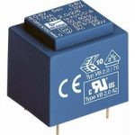 Block VB 3,2/2/12 – PCB Mount Transformer 3.2VA 2x12V 2 x 266mA