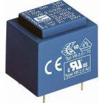 Block VB 1,2/1/12 – PCB Mount Transformer 1.2VA 12V 100mA
